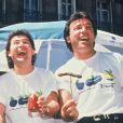 Les Musclés dans les années 1990.