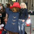 """Gwen Stefani, Paddington à la Première du film """"Paddington"""" au Chinese Theatre à Hollywood. Le 10 janvier 2015"""