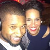 Usher et Grace Miguel, fiancés : Discrets mais trahis par la bague