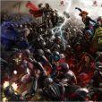 Poster d'Avengers : L'ère d'Ultron.