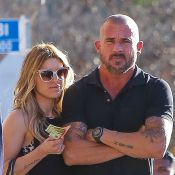 Dominic Purcell : Une jeune blonde pour oublier son ex AnnaLynne McCord