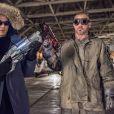 """Dominic Purcell et Wentworth Miller dans """"Revenge of the Rogues"""", l'épisode 10 de """"The Flash"""" qui sera diffusé le 20 janvier 2015 aux Etats-Unis."""