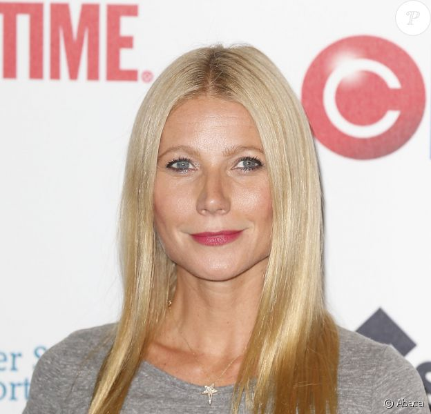 Gwyneth Paltrow lors de la soirée Stand Up To Cancer (SU2C) à Los Angeles, le 5 septembre 2014.