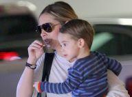 Sarah Michelle Gellar : Maman complice avec le craquant Rocky