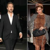 Ryan Gosling et Eva Mendes : Sortie en amoureux pour les parents d'Esmeralda