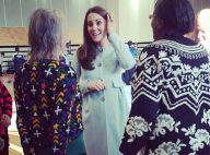 Kate Middleton, enceinte et stylée : Amis et tai chi à deux pas de Kensington !