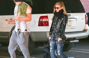 Fergie et Josh Duhamel : Bientôt un petit frère pour leur fils Axl ?