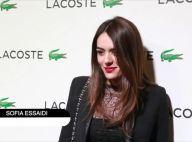 Sofia Essaïdi, Audrey Marnay, Lilou Fogli : Match glamour chez Lacoste