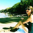 Le 24 janvier 2015, la chanteuse Taylor Swift a partagé sur Instagram les photos de ses vacances à Hawaï avec les soeurs du groupe de pop américain Haim.