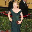 """Patricia Arquette - 21ème cérémonie annuelle des """"Screen Actors Guild Awards"""" à l'auditorium """"The Shrine"""" à Los Angeles, le 25 janvier 2015."""
