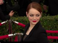 SAG Awards : Emma Stone, Jennifer Aniston, Kelly Osbourne... tops et flops look !
