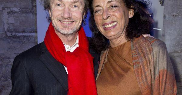 Louis albert de broglie et sa femme fran oise lors du lancement de la collect - Louis albert de breuil ...