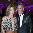 Fanny François et Jean-Claude Jitrois au Dîner de la mode pour le Sidaction au pavillon d'Armenonville à Paris le 29 janvier 2015.