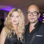 Dîner de la mode : Pascal Obispo amoureux devant Inès de la Fressange, élégante