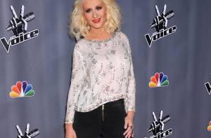 Christina Aguilera, maman comblée : ''J'ai un bébé vraiment cool''