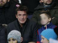 Benjamin Castaldi : Moment rare avec ses fils face à un PSG victorieux