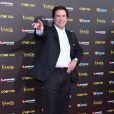 John Travolta assiste au G'Day USA Gala à l'Hollywood Palladium. Los Angeles, le 31 janvier 2015.