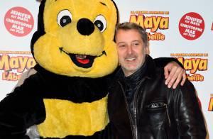 Jenifer et Christophe Maé : Duo complice face à une Maya l'abeille géante !