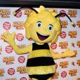 La première de La grande aventure de Maya l'abeille à l'UGC Ciné Cité de Bercy à Paris, le 1er février 2015.