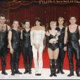 Stéphanie de Monaco lors de la remise des prix du 31ème festival international du cirque le 23 janvier 2007