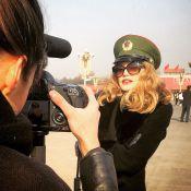 Arielle Dombasle provoque le courroux de la police chinoise