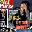 Magazine  Ici Paris , en kiosques le 4 février 2015.