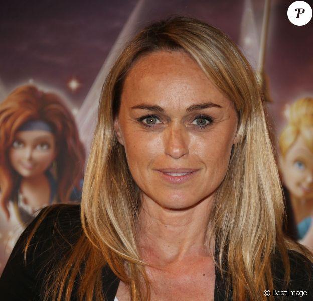 Cécile de Ménibus - Avant-première du film Clochette et la Fée Pirate au Gaumont Marignan sur les Champs-Elysées à Paris, le 25 mars 2014.