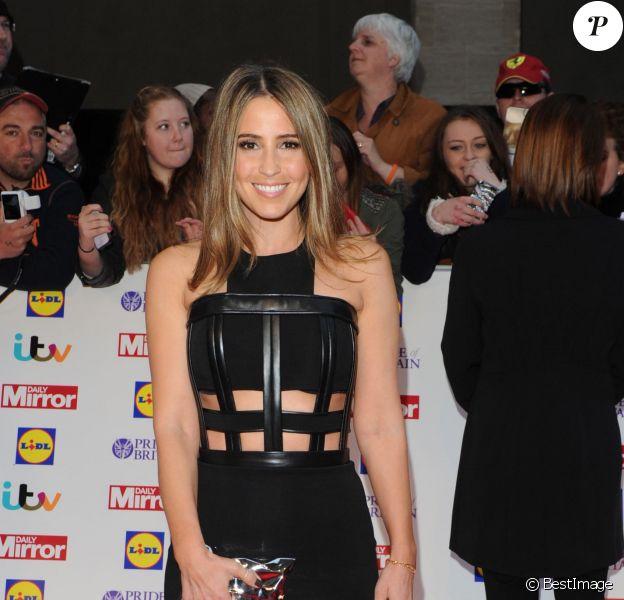 """Rachel Stevens à la Soirée de remise des prix """"Pride of Britain Awards 2014"""" à Londres, le 6 octobre 2014."""