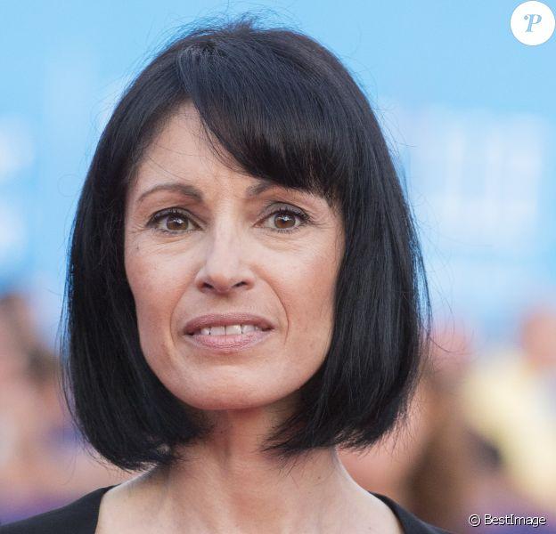 """Marie-Claude Pietragalla - Avant-première du film """"Sin City"""" lors du 40ème festival du cinéma américain de Deauville, le 13 septembre 2014."""