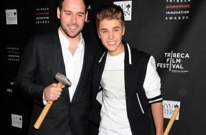 Justin Bieber : Son manager Scooter Braun papa d'un petit garçon