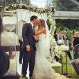 Scooter Braun, le manager de Justin Bieber, s'est marié avec sa compagne Yael Cohen, le 7 juillet 2014.