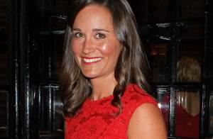 Pippa Middleton : Sublime vendeuse de robe au bras de son beau Nico