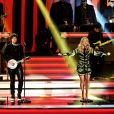 "Le groupe The Band Perry se produit au Nokia Theatre L.A. Live lors du concert ""Stevie Wonder: Songs In The Key Of Life - An All-Star Grammy Salute"" en hommage à Stevie Wonder. Los Angeles, le 10 février 2015."