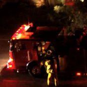 Pierce Brosnan : Désemparé devant l'incendie de sa chic villa de Malibu