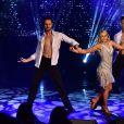 """Les danseurs de """"Danse Avec Les Stars"""" - Concert de l'opération """"Pièces Jaunes 2015"""" au Carré Belle-Feuille à Boulogne-Billancourt le 11 février 2015."""