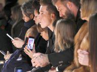 Victoria Beckham : Fière modeuse devant David et les enfants, ses premiers fans