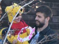 Gerard Piqué, papa poule avec Milan et Sasha: 'J'essaye d'être le meilleur père'