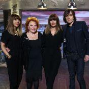 Régine : Avec Brigitte et Cali, le grand retour d'une icône française