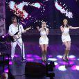 """Exclusif - Abba Mania - Enregistrement de l'émission """"Du côté de chez Dave"""" le 21 janvier 2015. Cette émission spéciale Régine sera diffusée le 22 février 2015 sur France 3."""
