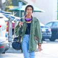 Exclusive - Willow Smith dans les rues de Los Angeles, le 20 novembre 2014.
