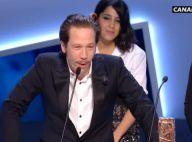 César 2015 : Reda Kateb, humble favori sacré pour le second rôle (Hippocrate)