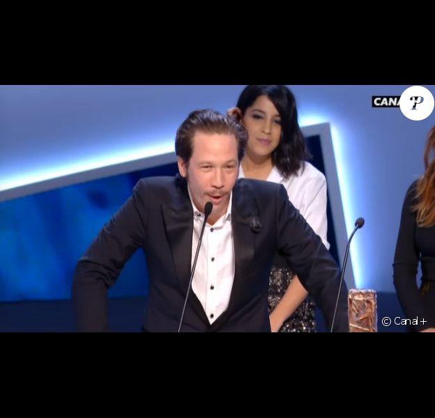 Le César du meilleur second rôle revient à Reda Kateb pour Hippocrate - 20 février 2015 à Paris
