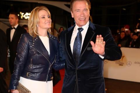Arnold Schwarzenegger et Heather Milligan : Aux anges avec sa chérie