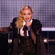 Madonna - Ghosttown - live au Grand Journal, le 2 mars 2015.