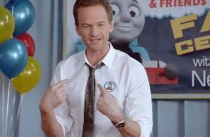 Neil Patrick Harris pète les plombs devant de jeunes enfants...