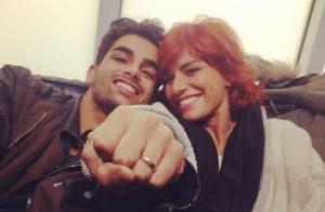 Fauve Hautot : Tatouage et fol anniversaire avec Christophe Licata et son chéri