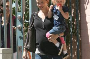 REPORTAGE PHOTOS : Horreur ! Jennifer Garner devient une femme au foyer désespérée !