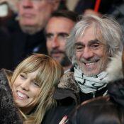PSG-Monaco: Louis Bertignac amoureux et Sonia Rolland déchaînée pour la victoire
