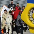 Fernando Alonso a été victime d'une violente sortie de piste, à Montmelo en Espagne le 22 février 2015. Il a été emmené à l'hôpital mais le scanner a démontré qu'il n'était pas blessé avant de sortir trois jours plus tard.