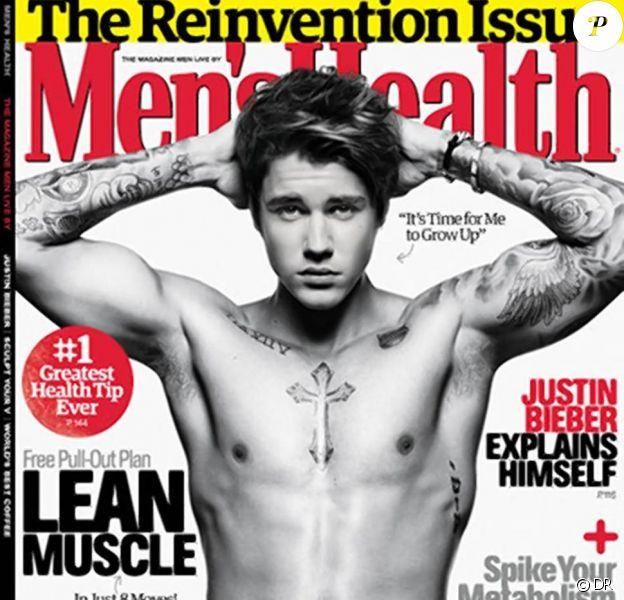 Retrouvez l'intégralité de l'interview de Justin Bieber dans le numéro de Men's Health en kiosque au mois d'avril 2015.
